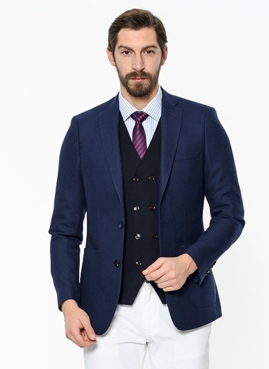 Daffari Slim Fit Blazer Ceket Saks